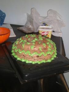 bekah cake